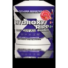 HYDROXY RIPP 100% WPI Fat Burner - Triple-Pack